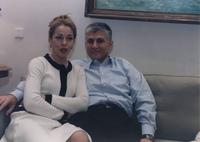Zoran Đinđić sa suprugom Ružicom