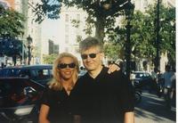 Zoran Đinđić sa suprugom Ružicom Đinđić