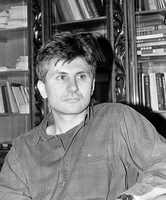 Zoran Đinđić u Institutu društvenih nauka, Beograd,1988
