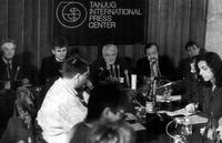 Konferencija za novinare DS, 11 februar 1992. godine