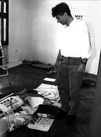 Obijene prostorije Demokratske stranke, 20. jun 1990. godine