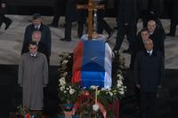 Opelo Zoranu Đinđiću u Hramu Sv. Save